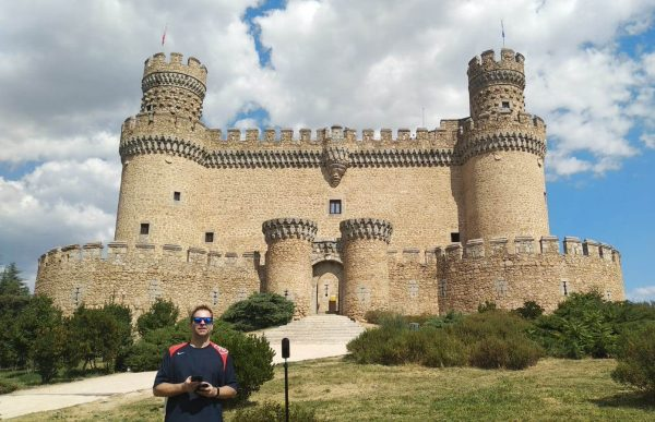 Castillo de Manzanares